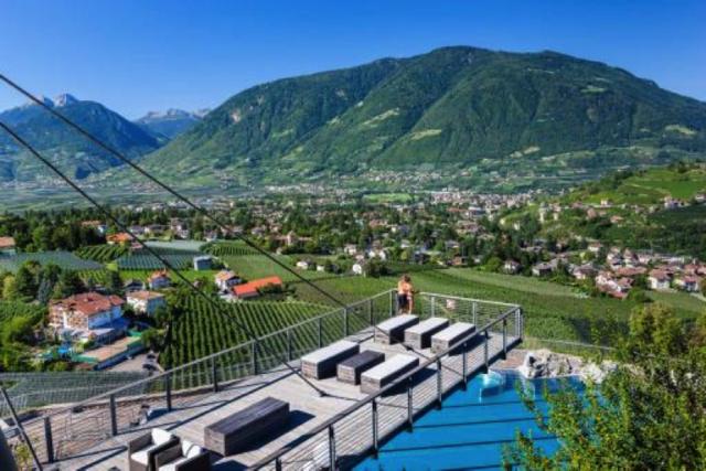 Uitzicht-op-Scena-Zuid-Tirol