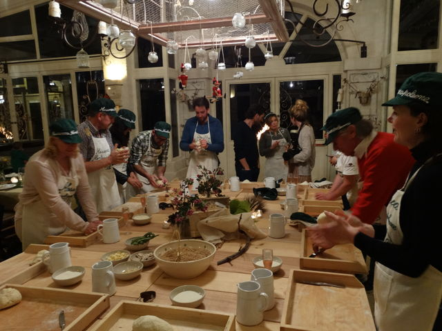 Workshop pasta maken