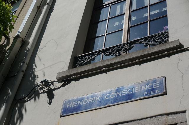 Hendrik_Consience_plein_Antwerpen_2