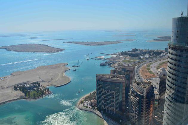 Abu-Dhabi-uitzicht