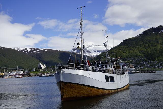 Tromso_Fjord Cruise
