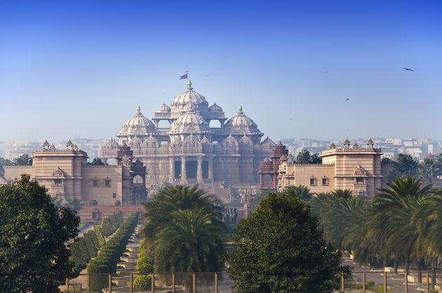 Akshardham-new-delhi