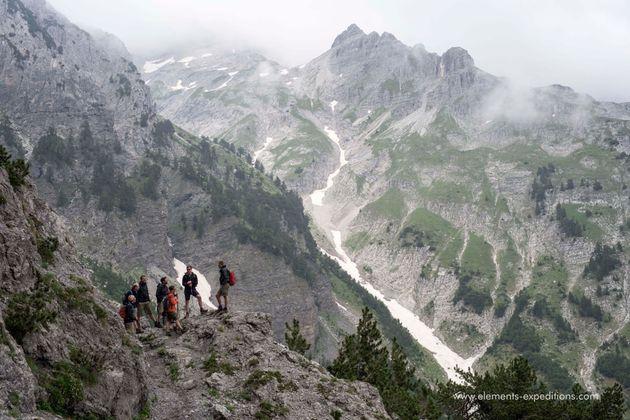 alpen-albanie
