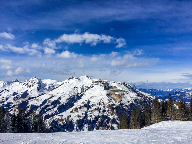 alpen-bergen