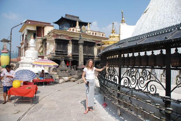 apentempel-Swayambhunath