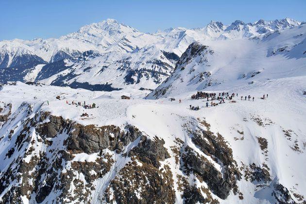 Areches-Beaufort-skiën