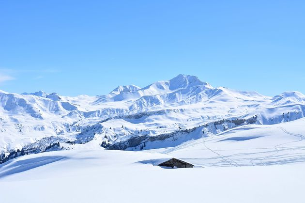 Areches-Beaufort-winter
