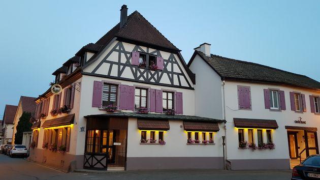 Auberge du Cheval Blanc Westhalten