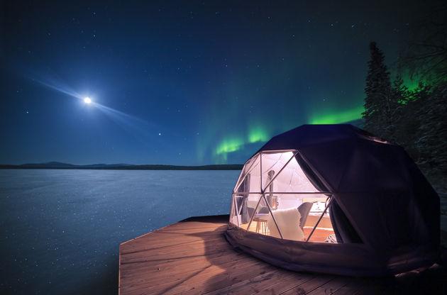 aurora-dome