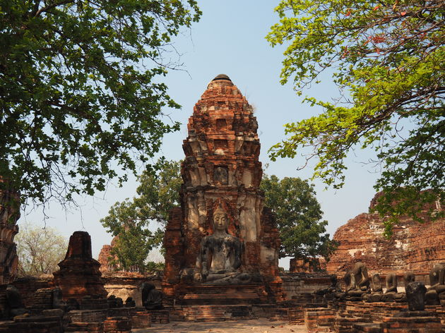 Ayutthaya-rondreis-thailand