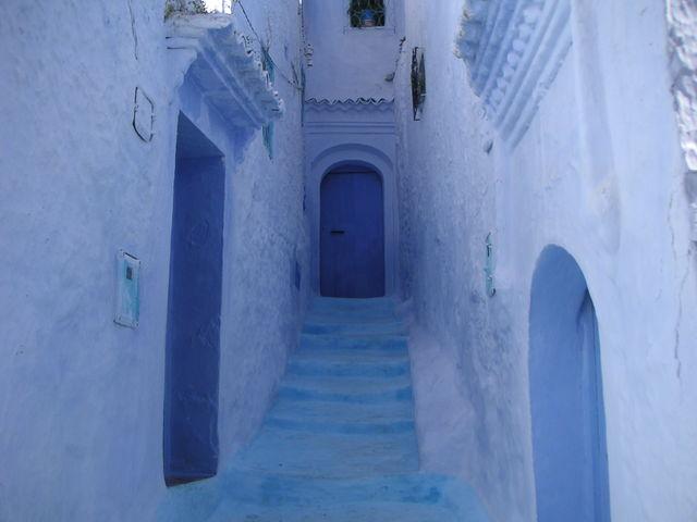 marokko_Blauw_Chefchaouen