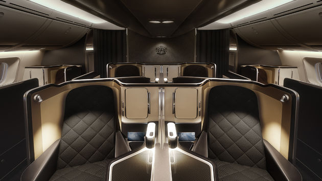 BA-first-class-overview