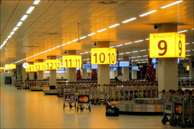 bagageband-schiphol