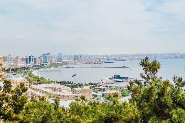 baku_ Azerbeidzjan