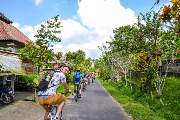 Bali-Ubud-fietsen