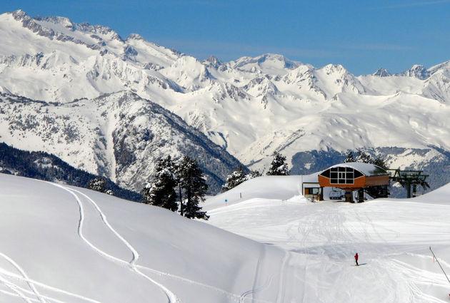 baqueira-skigebied