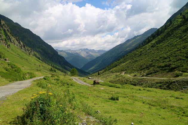 bergen-zomer-oostenrijk