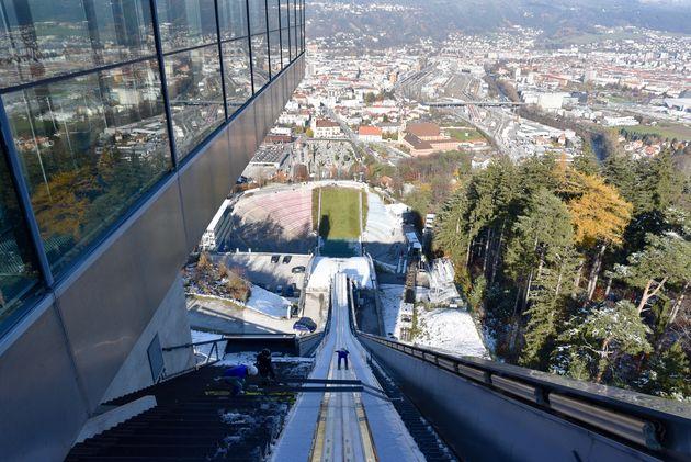 Bergisel-Sprungschanze