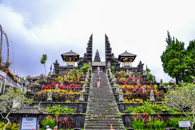 Besakih-Tempel