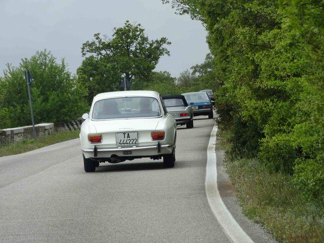 Klassieke autotour