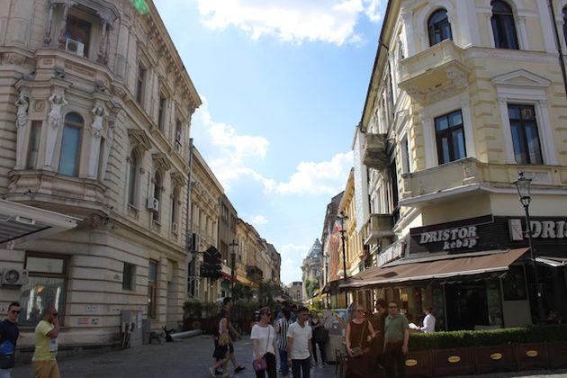 Boekarest-lipscani