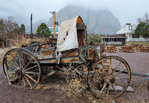 Bonnie Springs Ranch Old Nevada_5