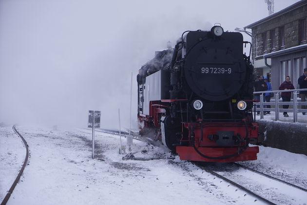 Brockenbahn_locomotief