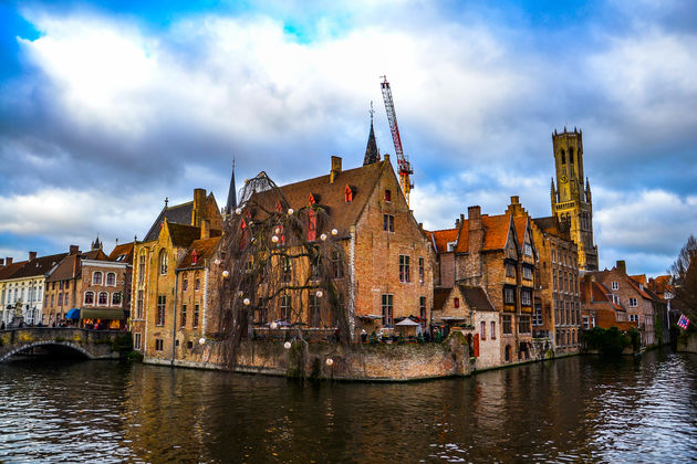 Brugge-vanaf-water