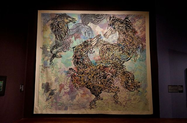Trois_chevaux_badinant_ahmed_moustafa