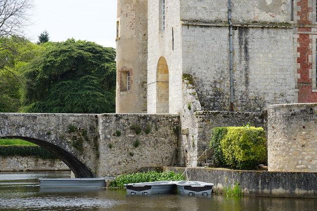 Château_de_la_Bussière_vijver