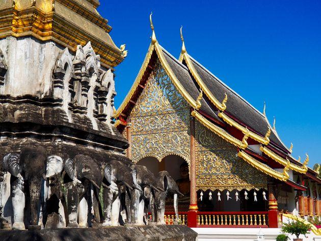 Chiang-Mai-tempels
