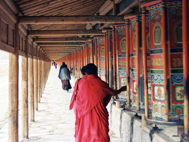 china-monniken-xiahe-labrang