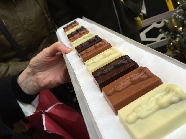 Chocola bij nello