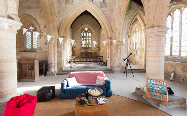church-camping-engeland