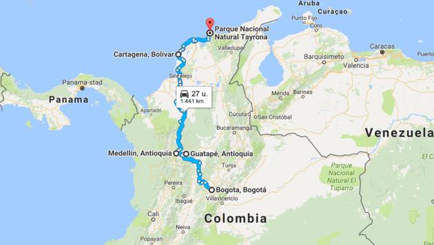 colombia-route-rondreis