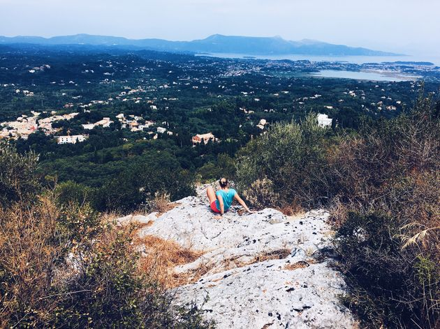 corfu-trail-hardlopen