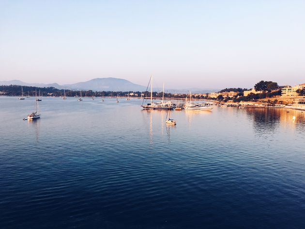 corfu-uitzicht