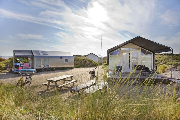 Laidback shacks