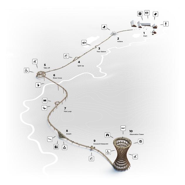 denemarken-treetop-experience-route