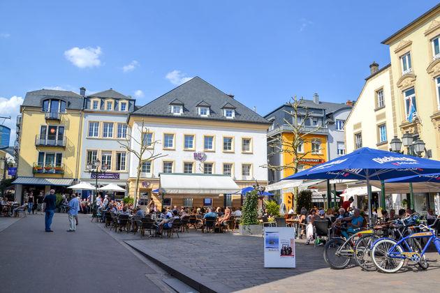 Diekirch-terras
