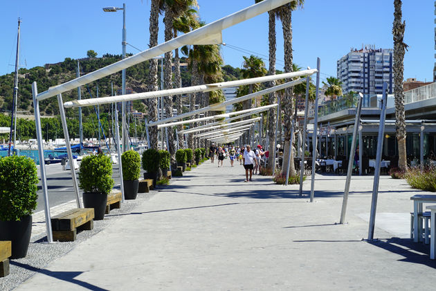 Haven van Málaga