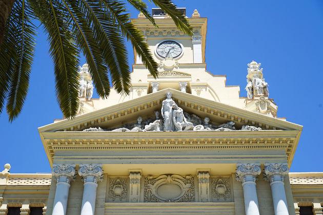 Stadhuis van Malaga