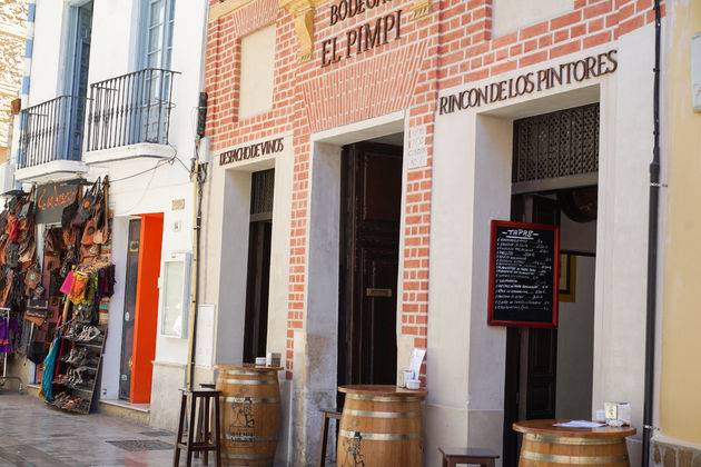 Bodega Bar El Pimpi