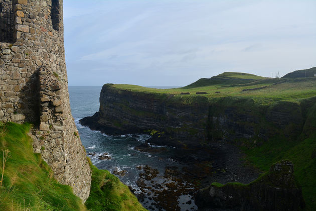 Dunluce-castle-ierland