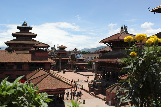 Durbar Square Bhakthapur2