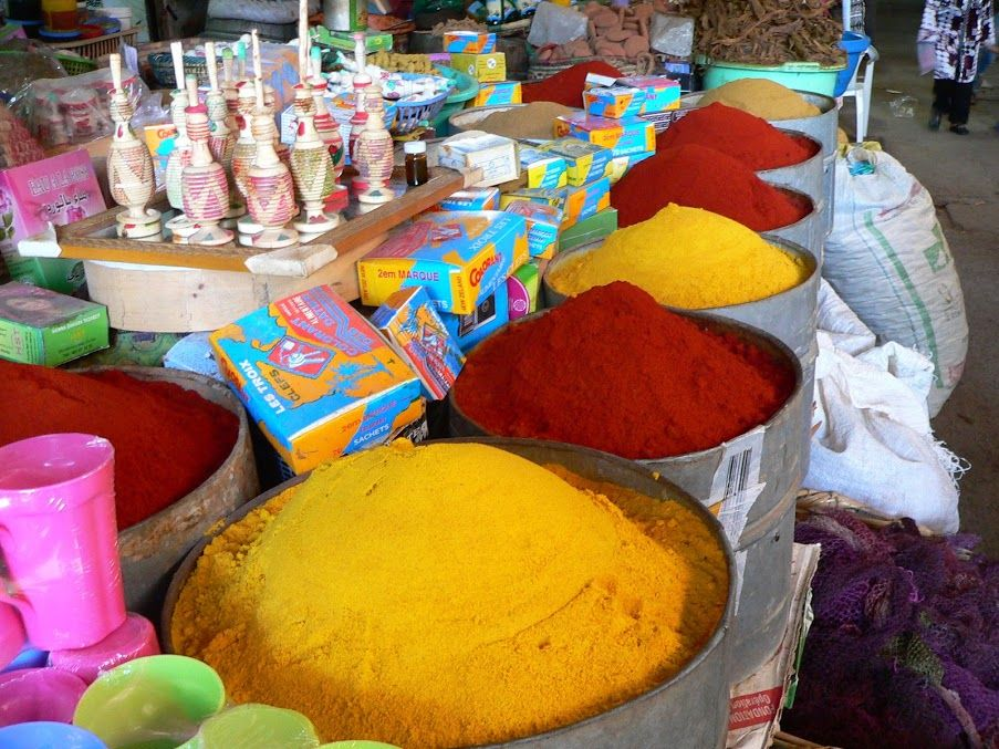 marokko-kruiden
