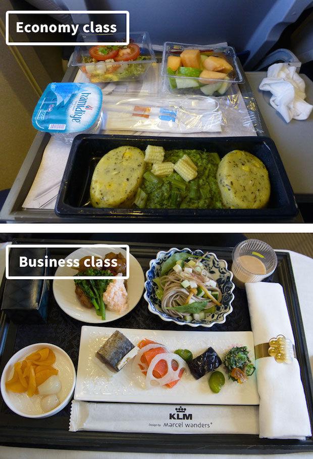 eten_vliegtuig