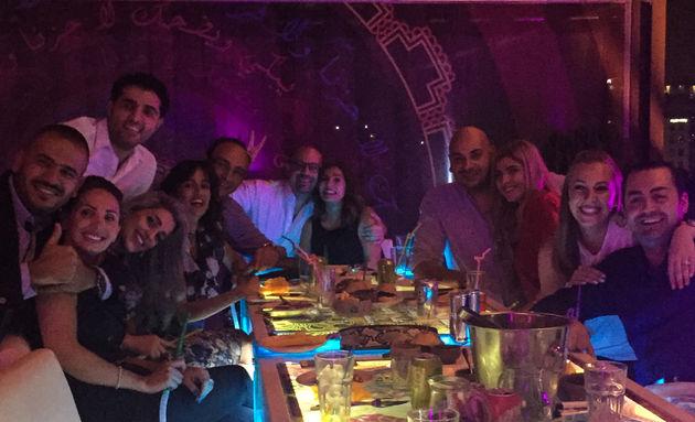 feesten met locals amman
