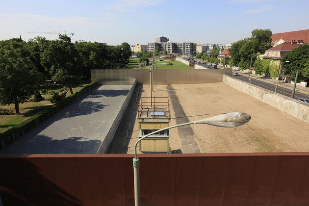 Gedenkstätte-Berliner-Mauer