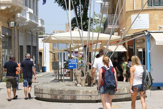 Grensovergang Nicosia